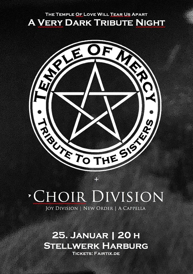 Preview: Temple Of Mercy & Choir Division