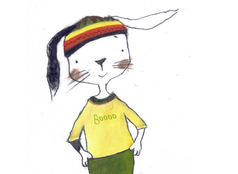 Preview: Der Reggaehase Boooo / Kinderkonzert