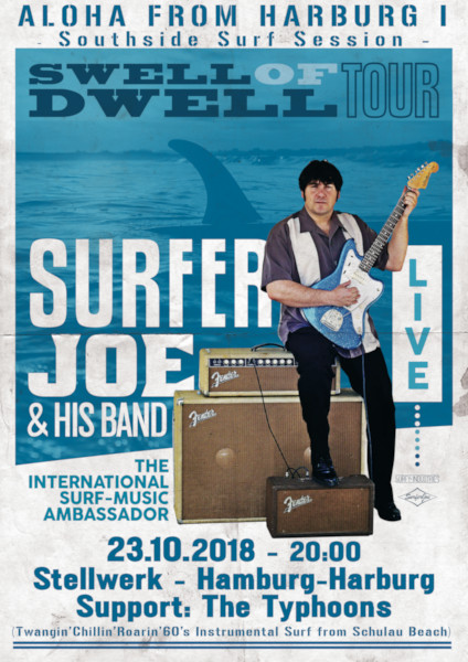Preview: Surfer Joe // & The Typhoons