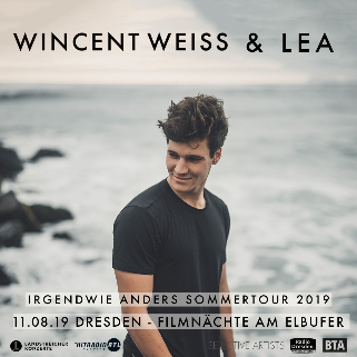 Preview: WINCENT WEISS + LEA
