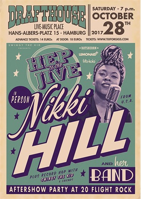 Image of NIKKI HILL