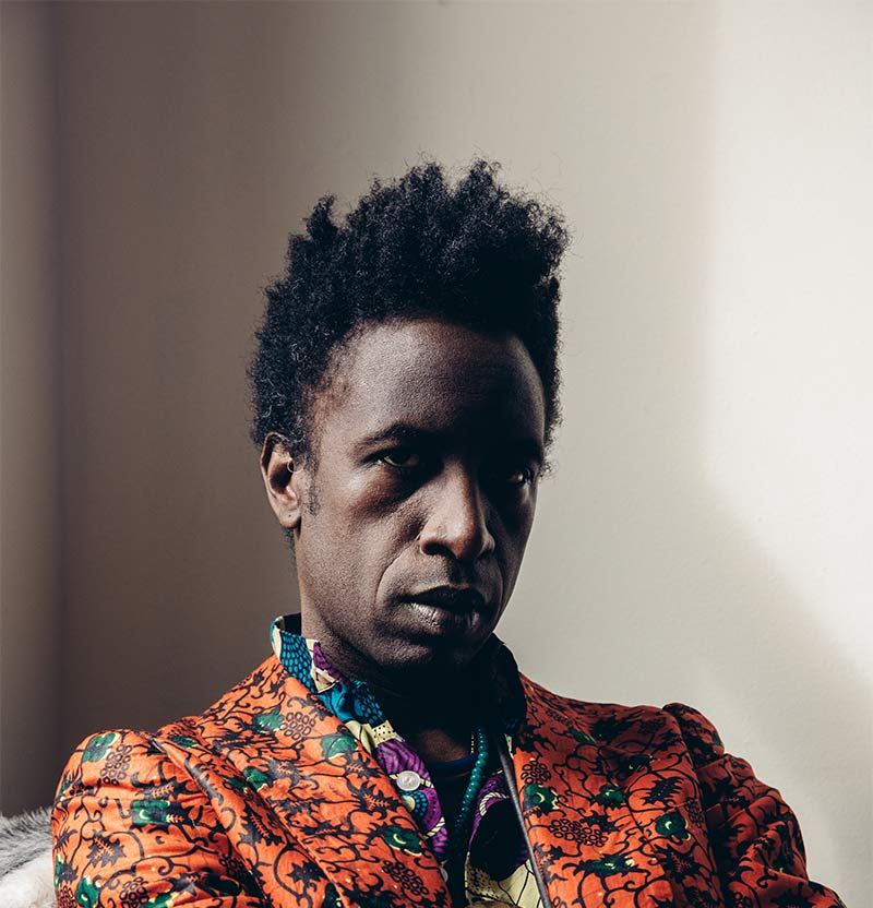 Preview: SAUL WILLIAMS