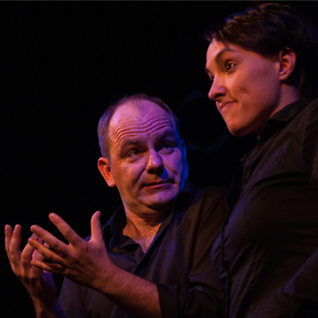 Preview: »Das Labor« | TheaterTurbine