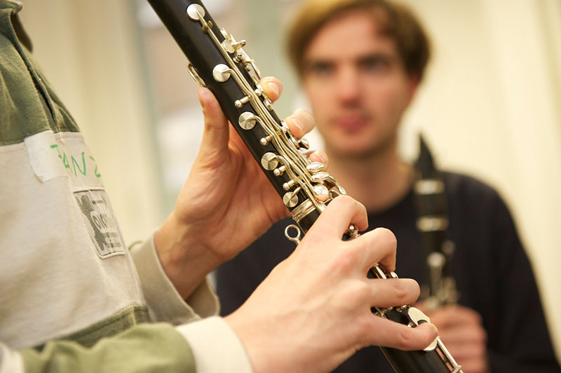 Preview: NML Jazzfest / Neue Musik Big Band