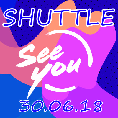 Preview: See You FSTVL 2018 - Shuttle