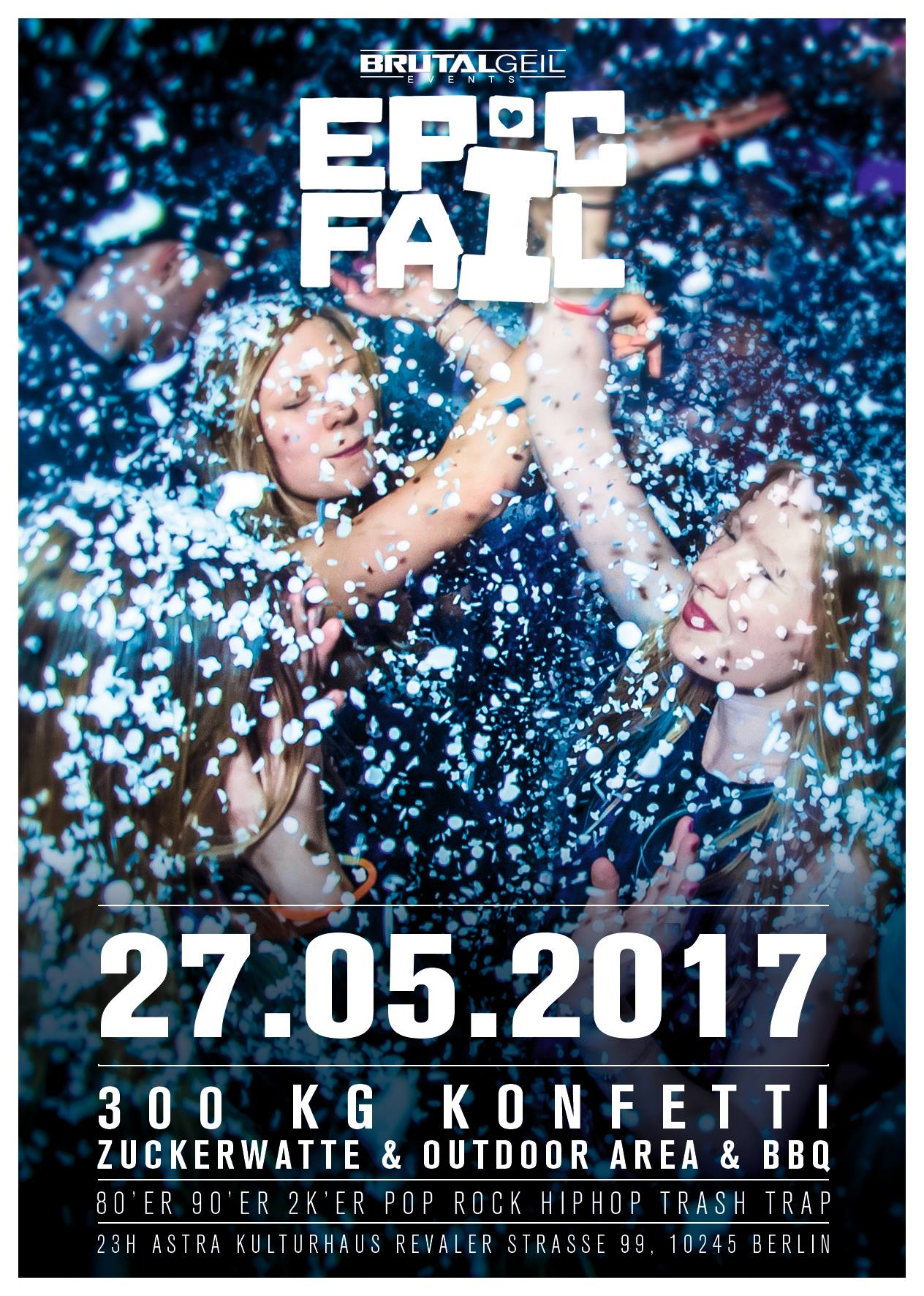 Preview: Epic Fail Party 27.05.2017 <3