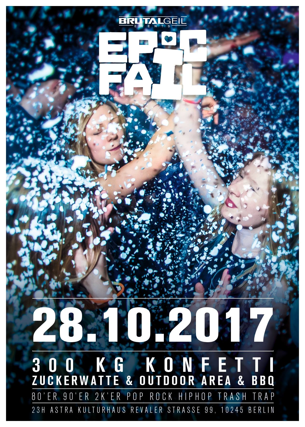 Preview: Epic Fail Party 28.10.2017 <3