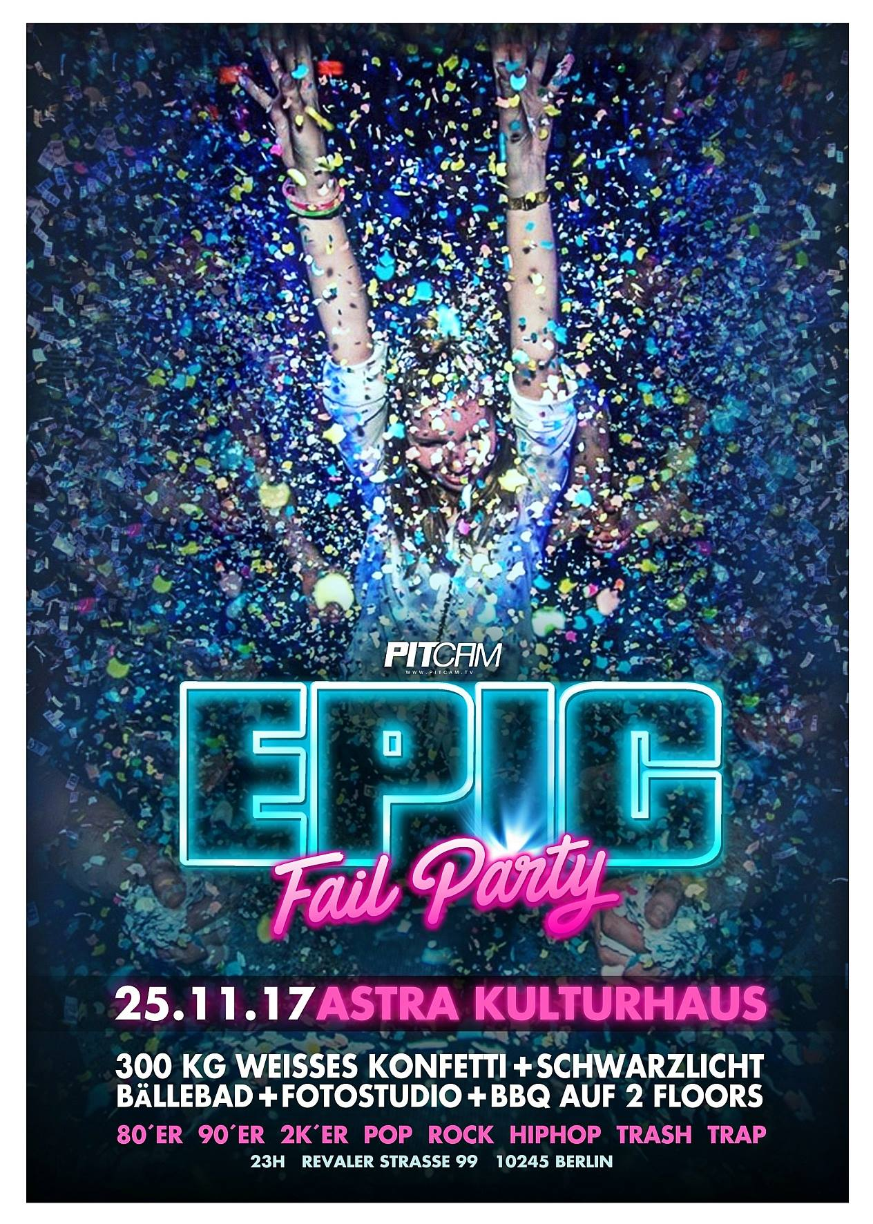 Preview: Epic Fail Party 25.11.2017 <3