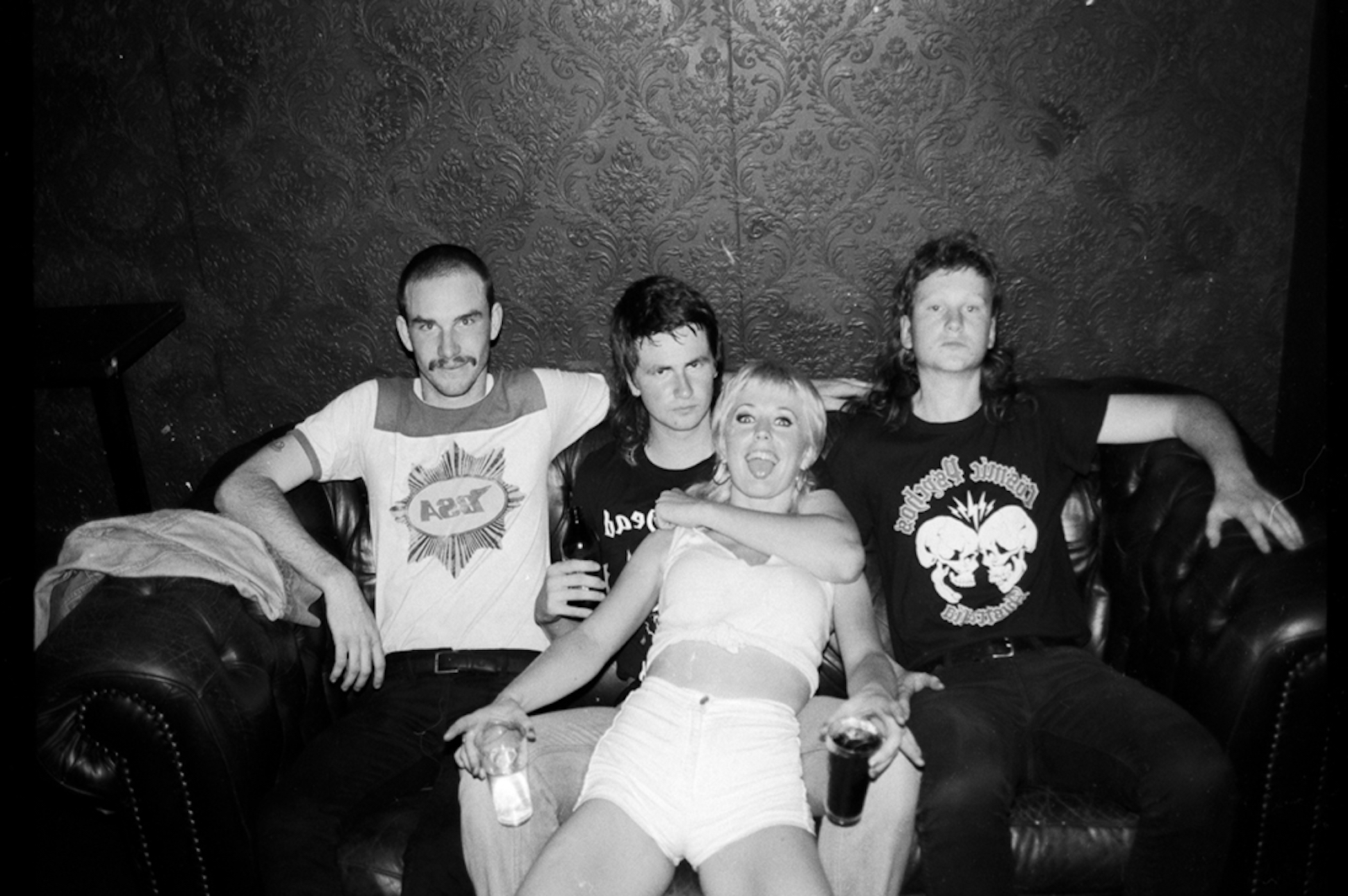Preview: Amyl & The Sniffers @ Ilses Erika