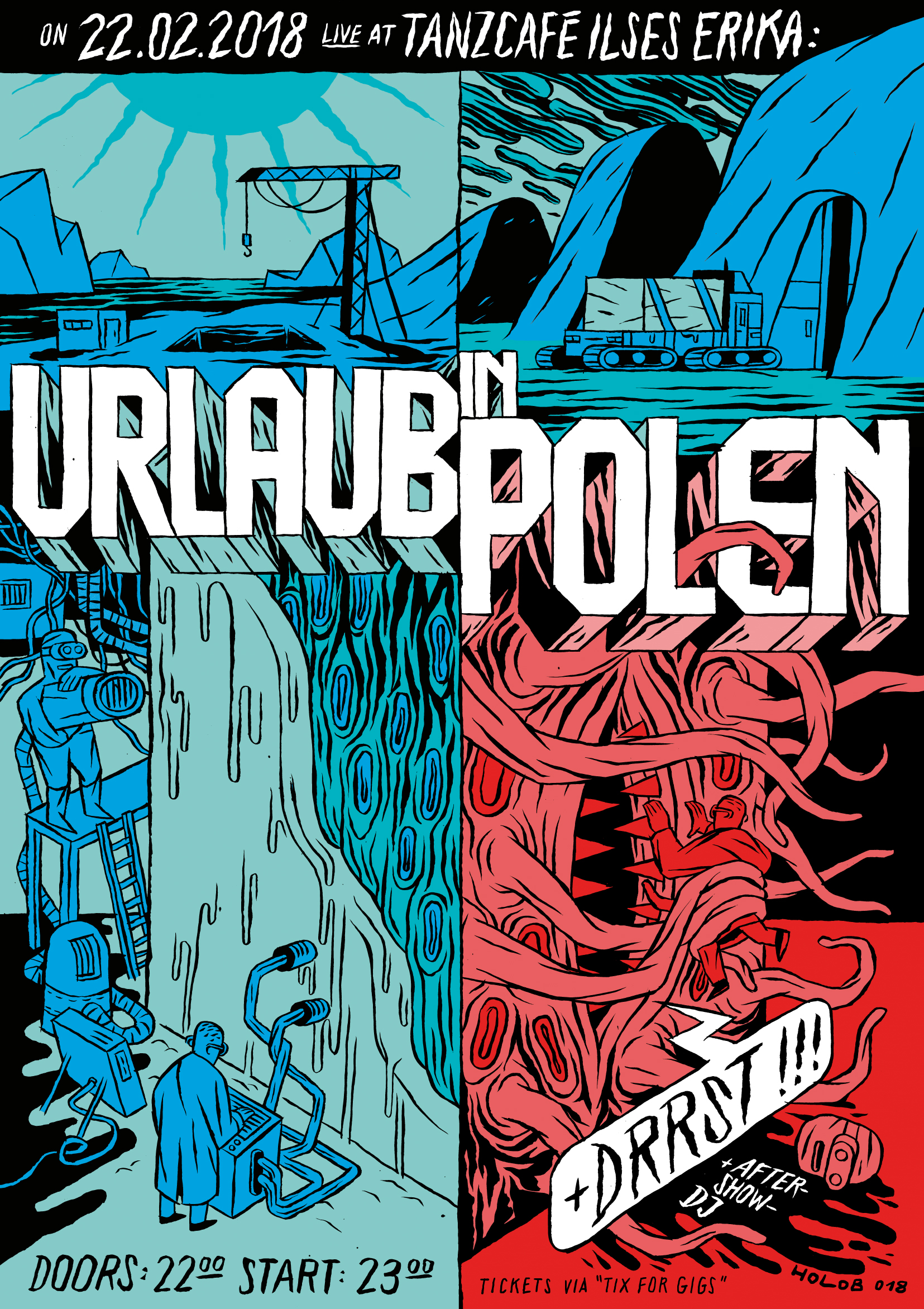 Preview: Urlaub in Polen live at Ilses Erika!