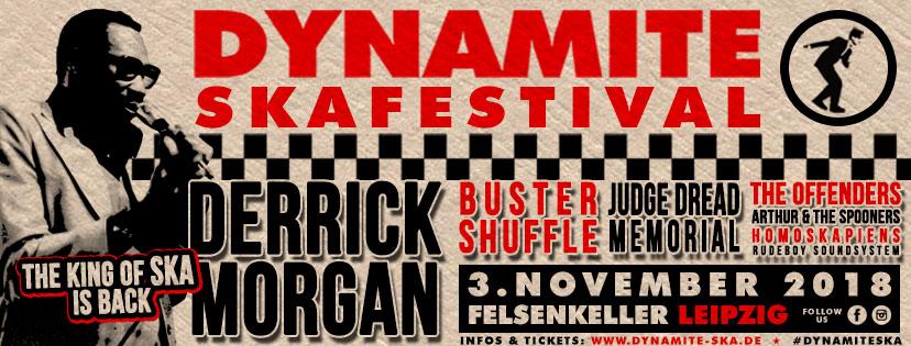 Preview: Dynamite Ska Festival 2018