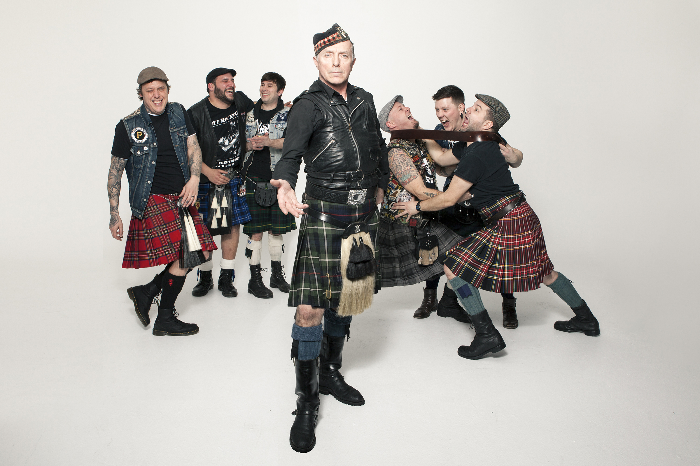 Preview: The Real McKenzies