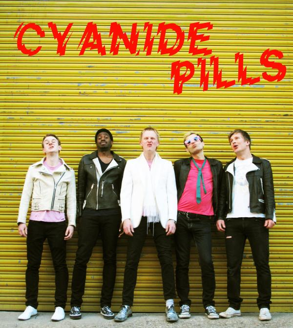 Preview: Cyanide Pills