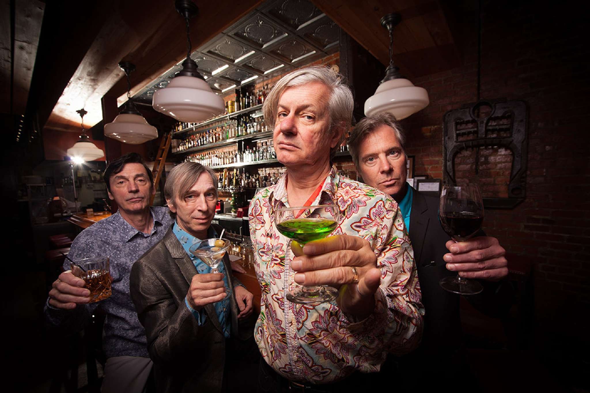Preview: The Fleshtones