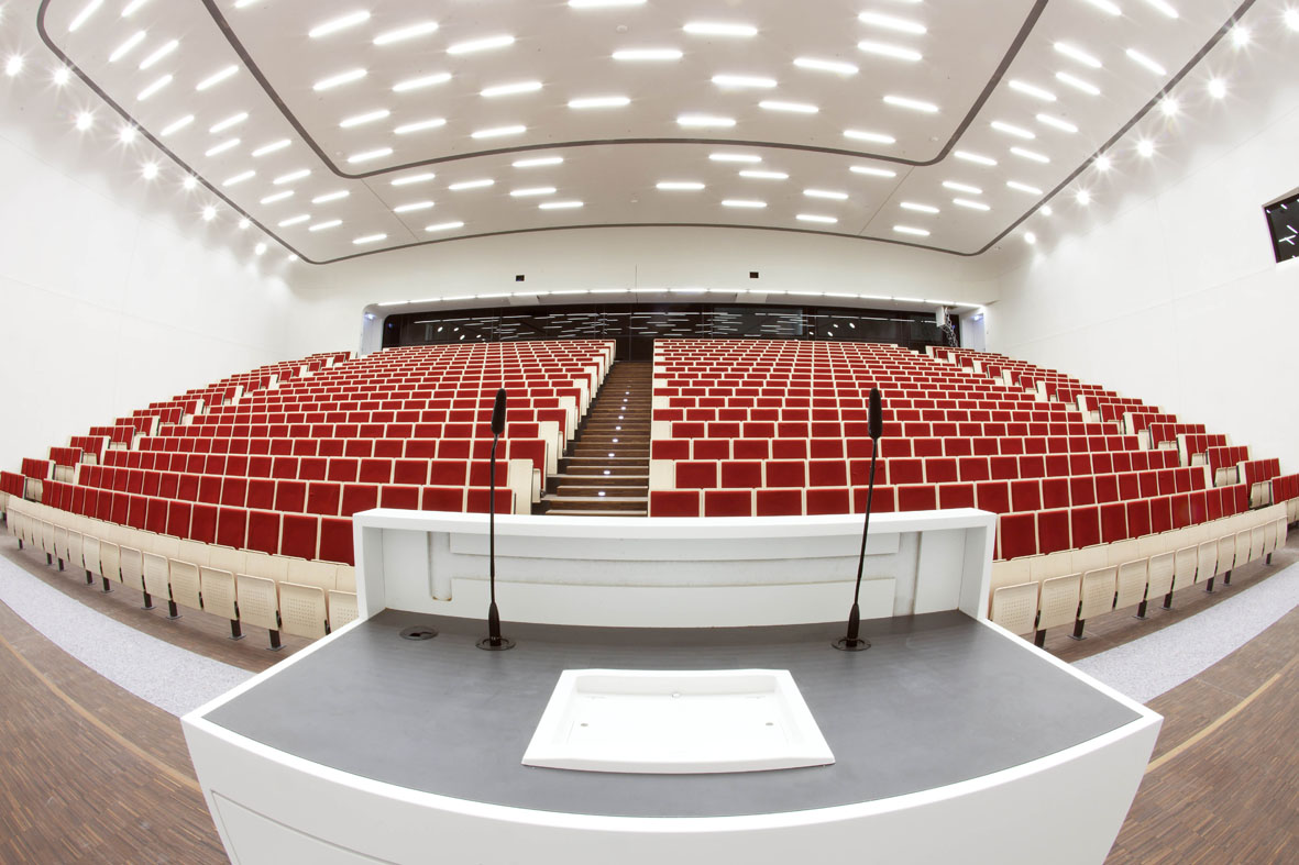 Image of Audimax der Universität Leipzig