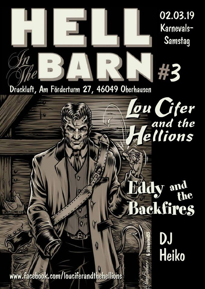 Preview: Hell in the Barn #3