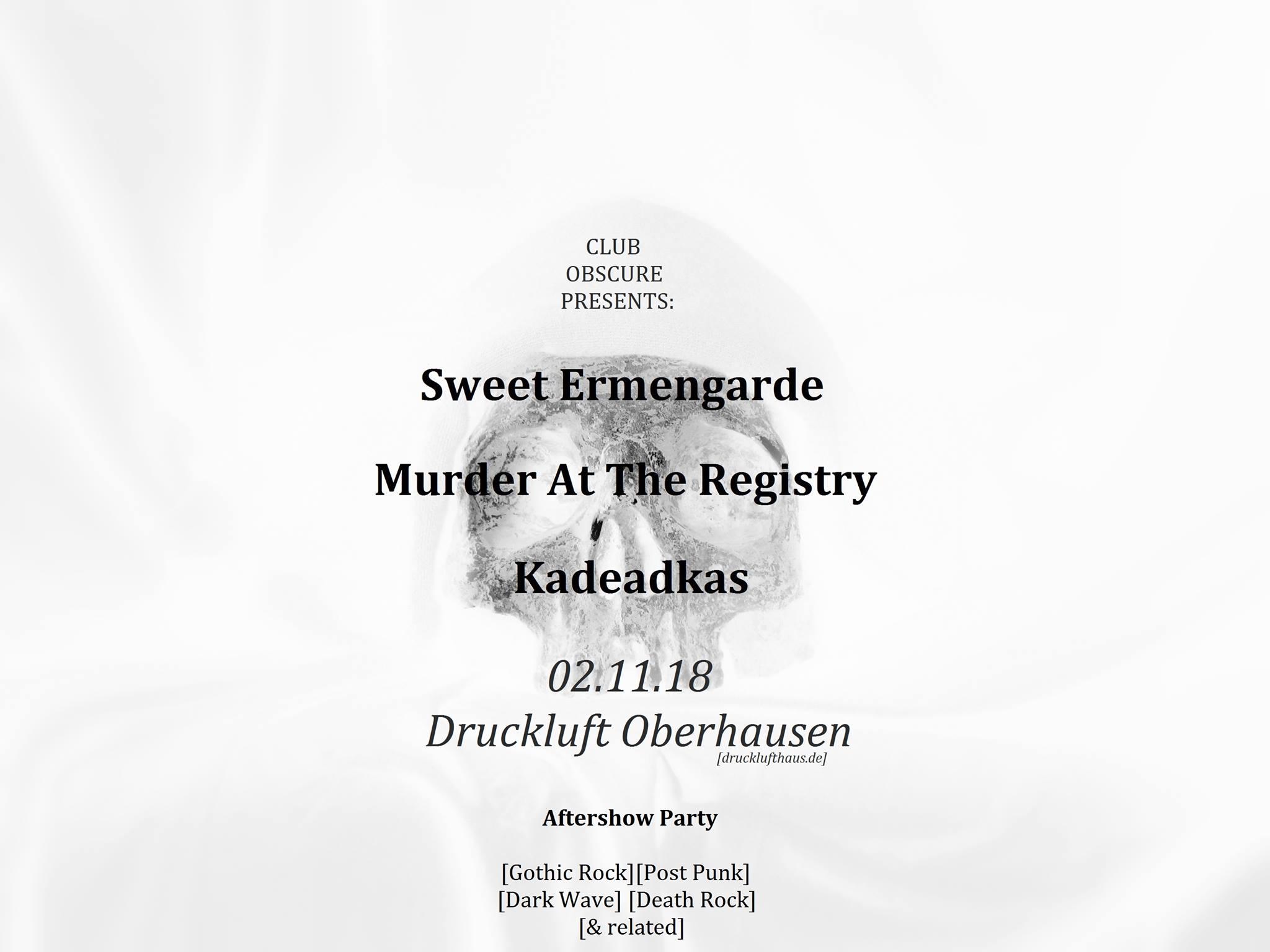 Preview: Sweet Ermengarde