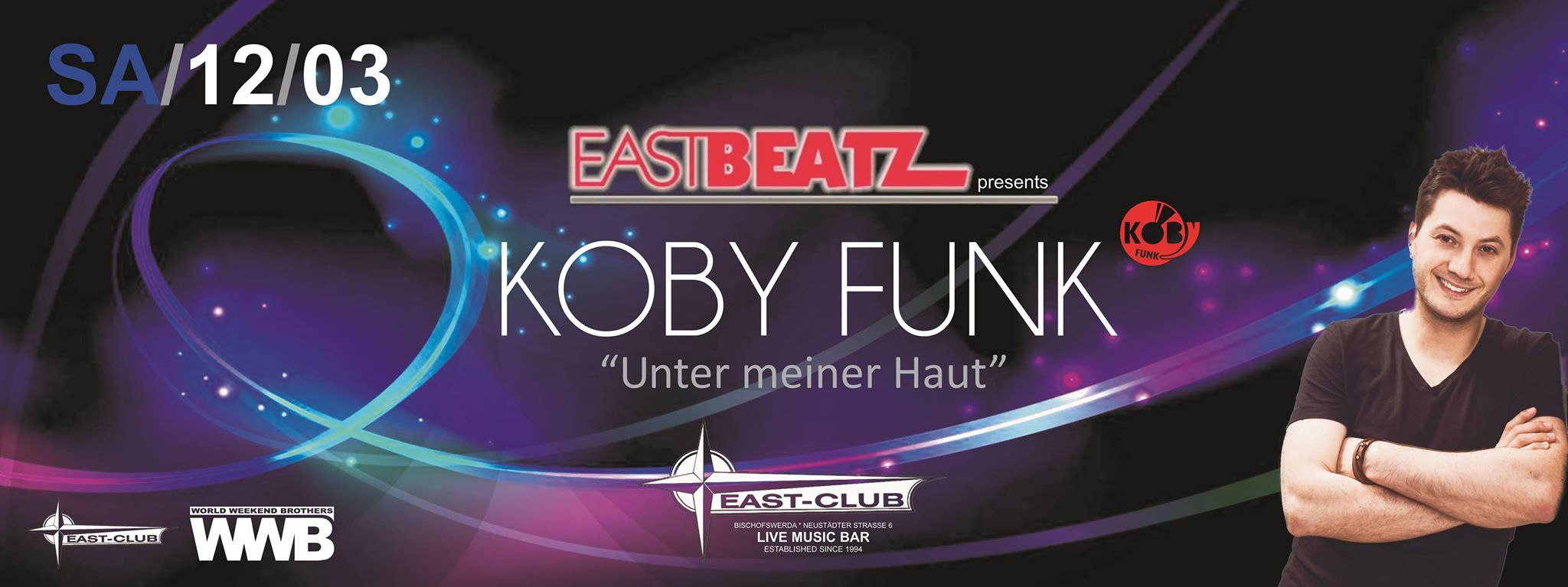 Preview: EASTBEATZ pres. KOBY FUNK