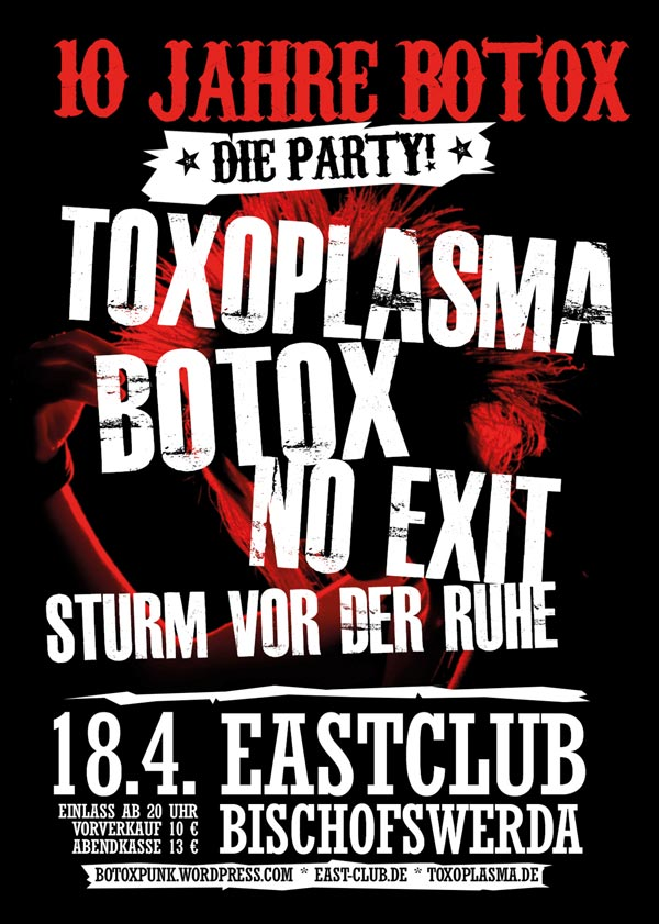 Preview: 10 Jahre BOTOX - Die Party!