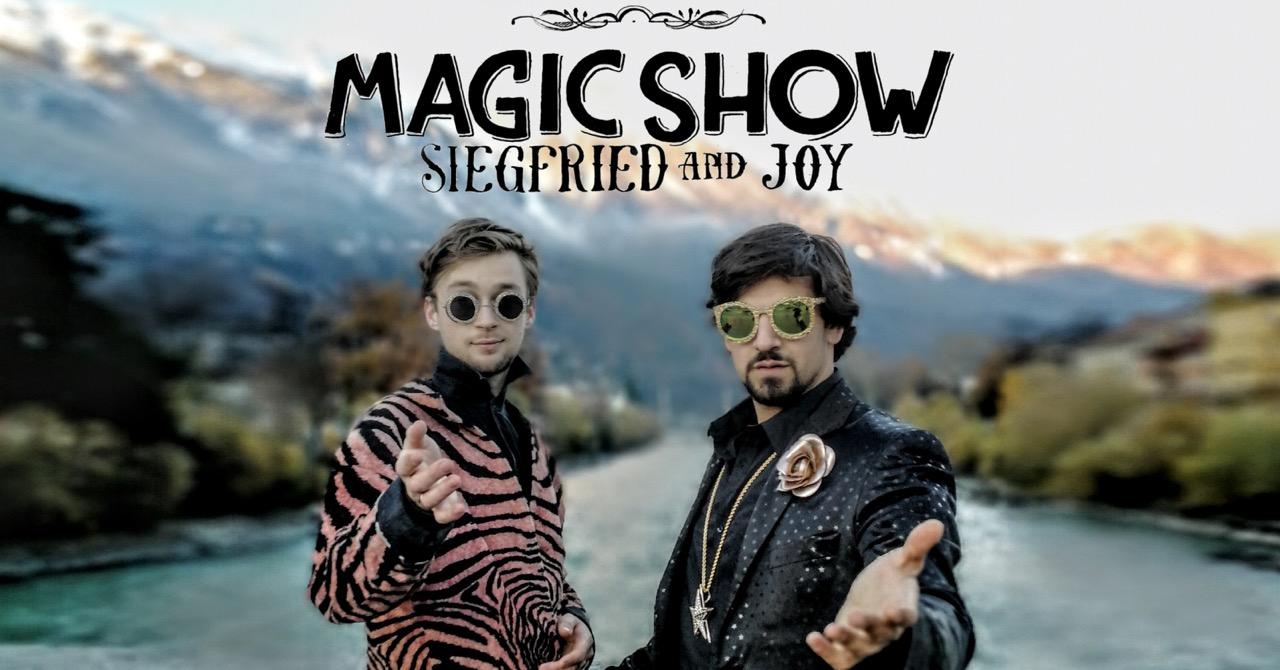 Preview: Zaubershow mit Siegfried & Joy