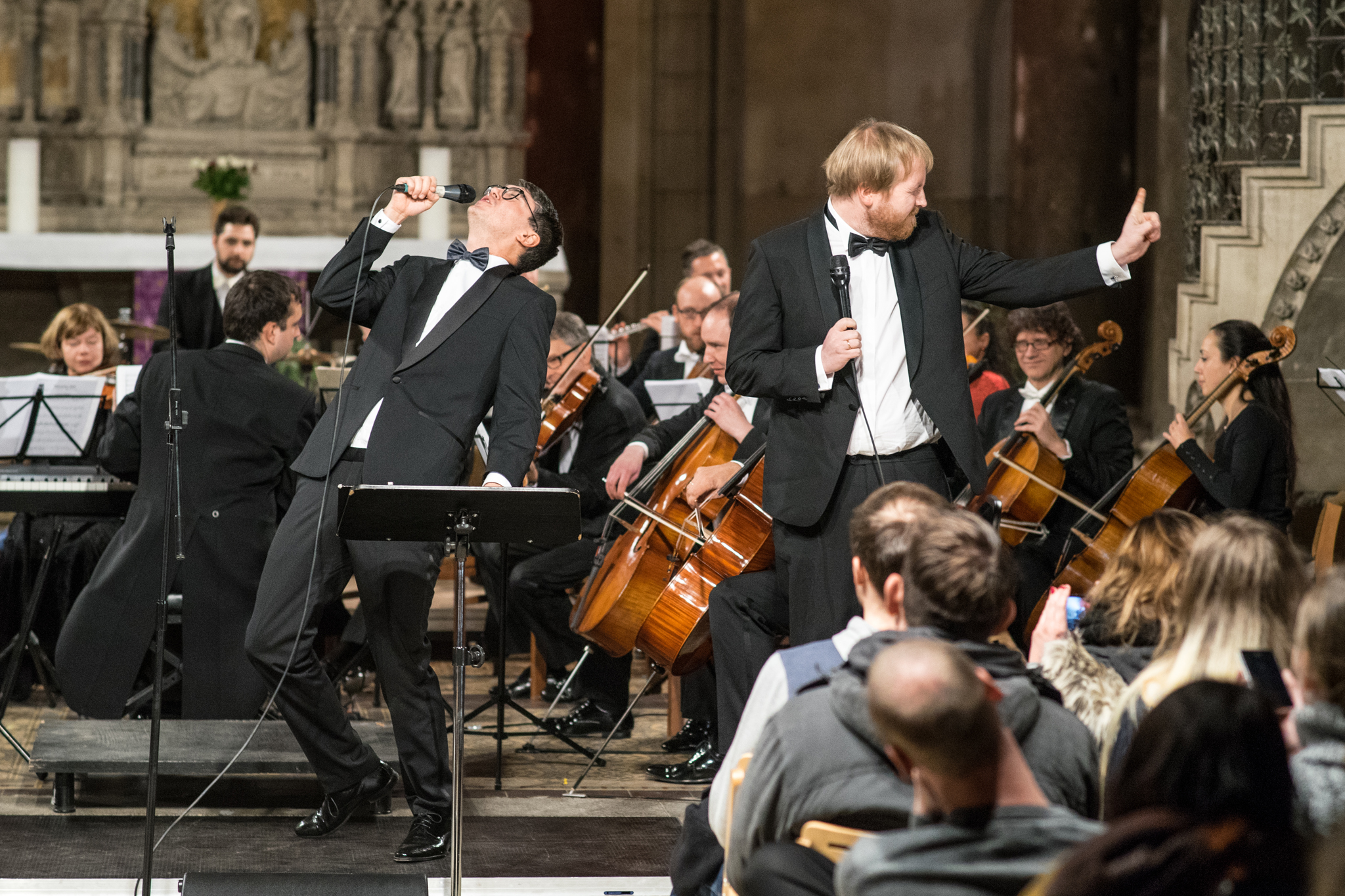 Preview: The Fuck Hornisschen Orchestra