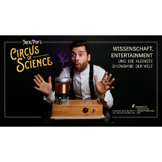 Preview: Jack Pop´s Circus of Science Vol. 4