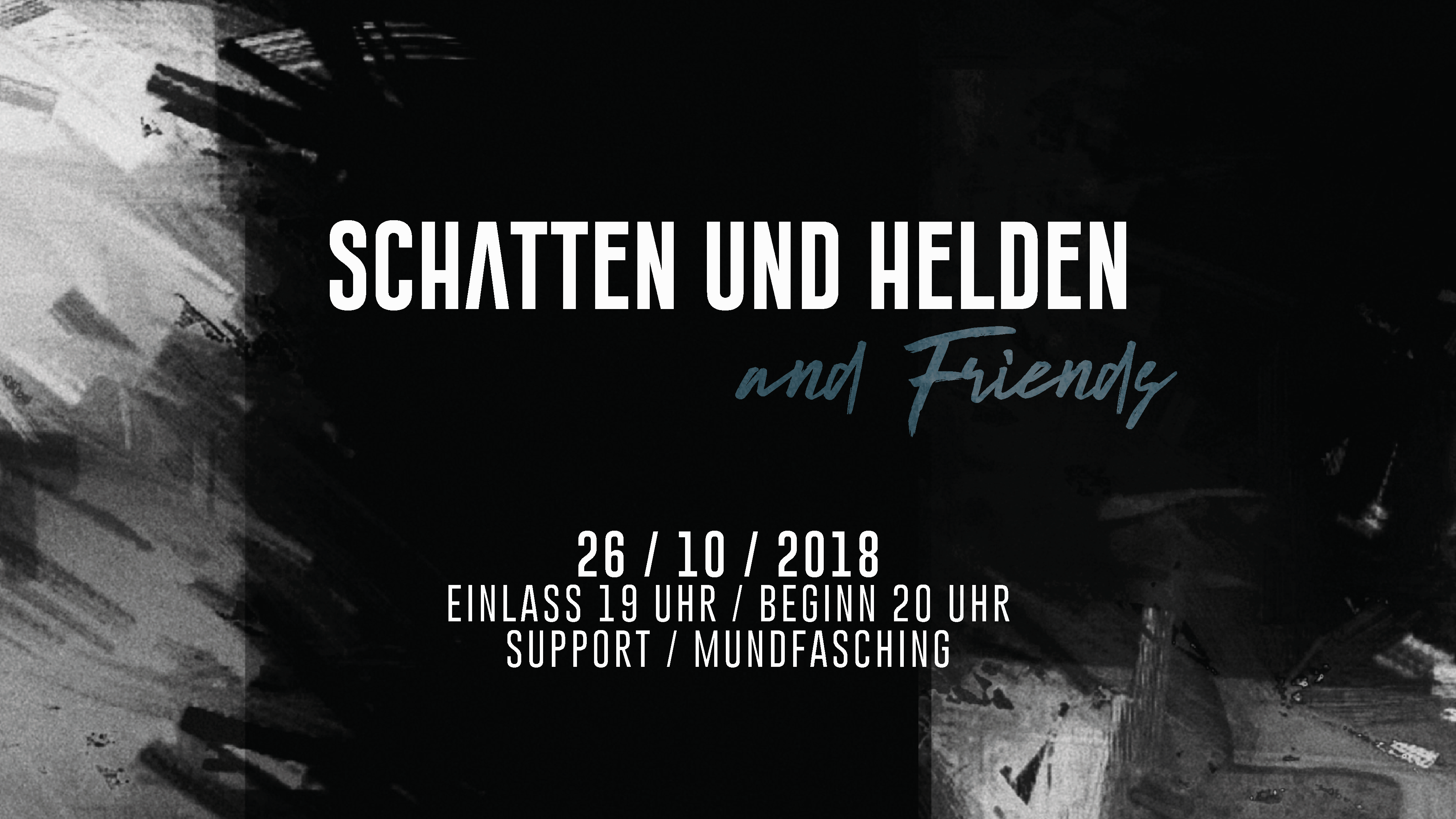 Preview: Schatten und Helden... and Friends