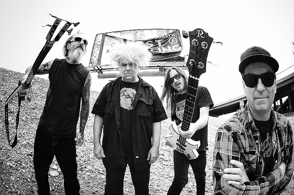 Preview: MELVINS (us/ipecac) & ShitKid (swe)