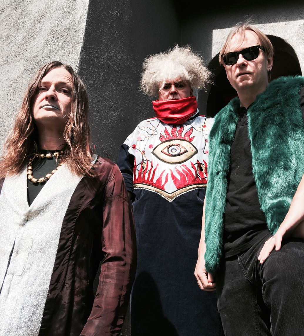 Preview: MELVINS (us) & Redd Kross (us)