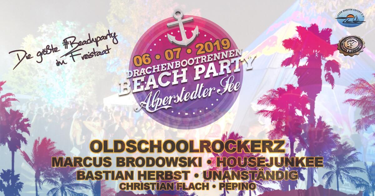 Preview: Beachparty Alperstedter See
