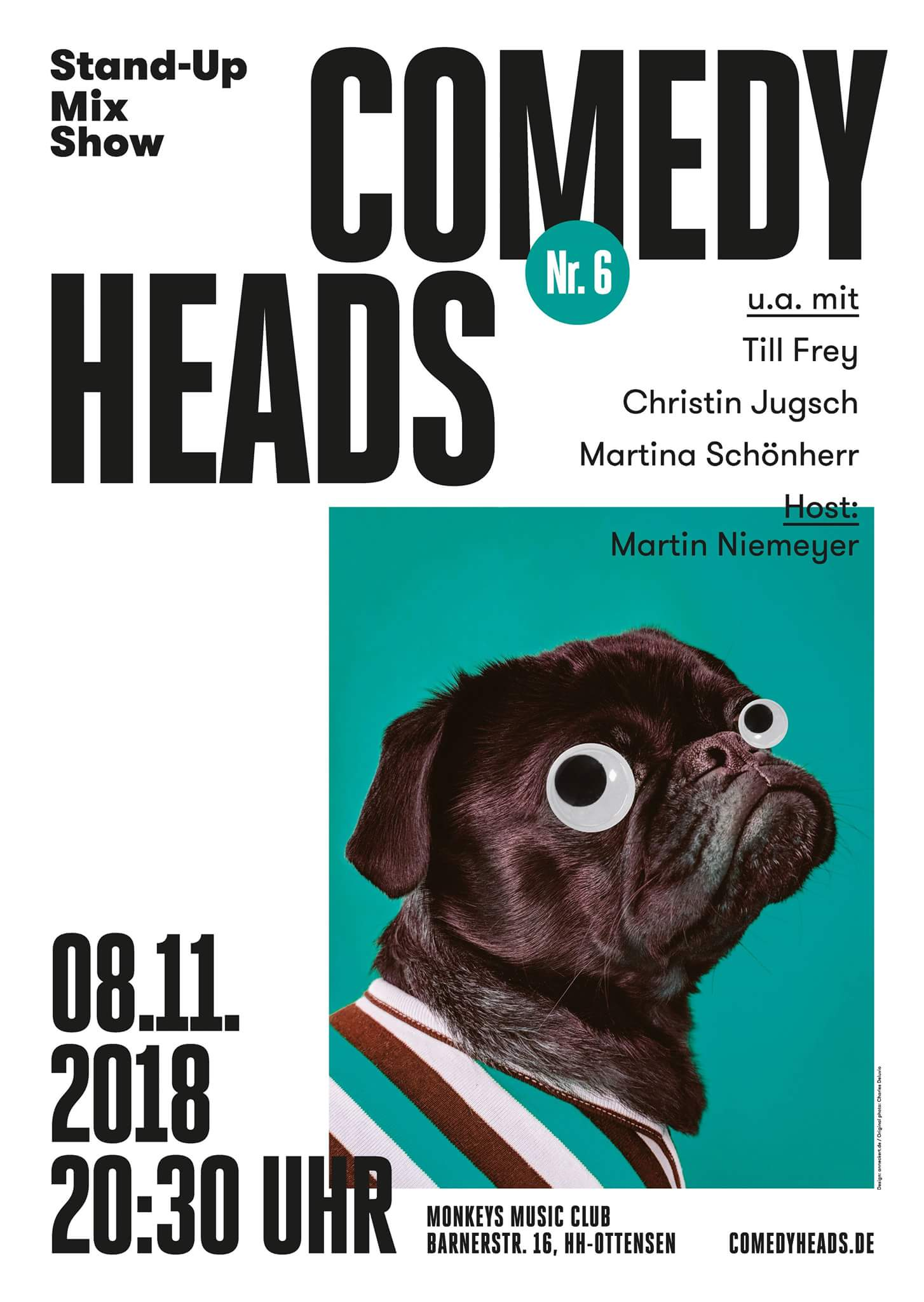 Preview: Comedyheads 6