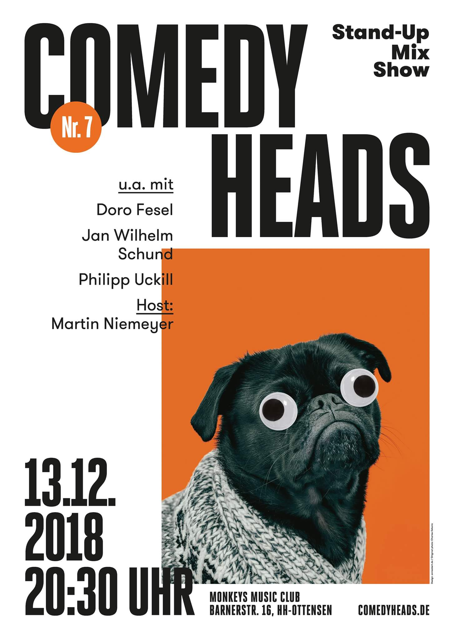 Preview: Comedyheads 7