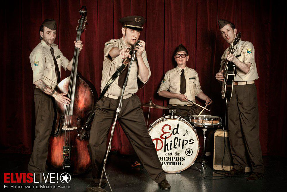 Preview: Ed Philips and the Memphis Patrol