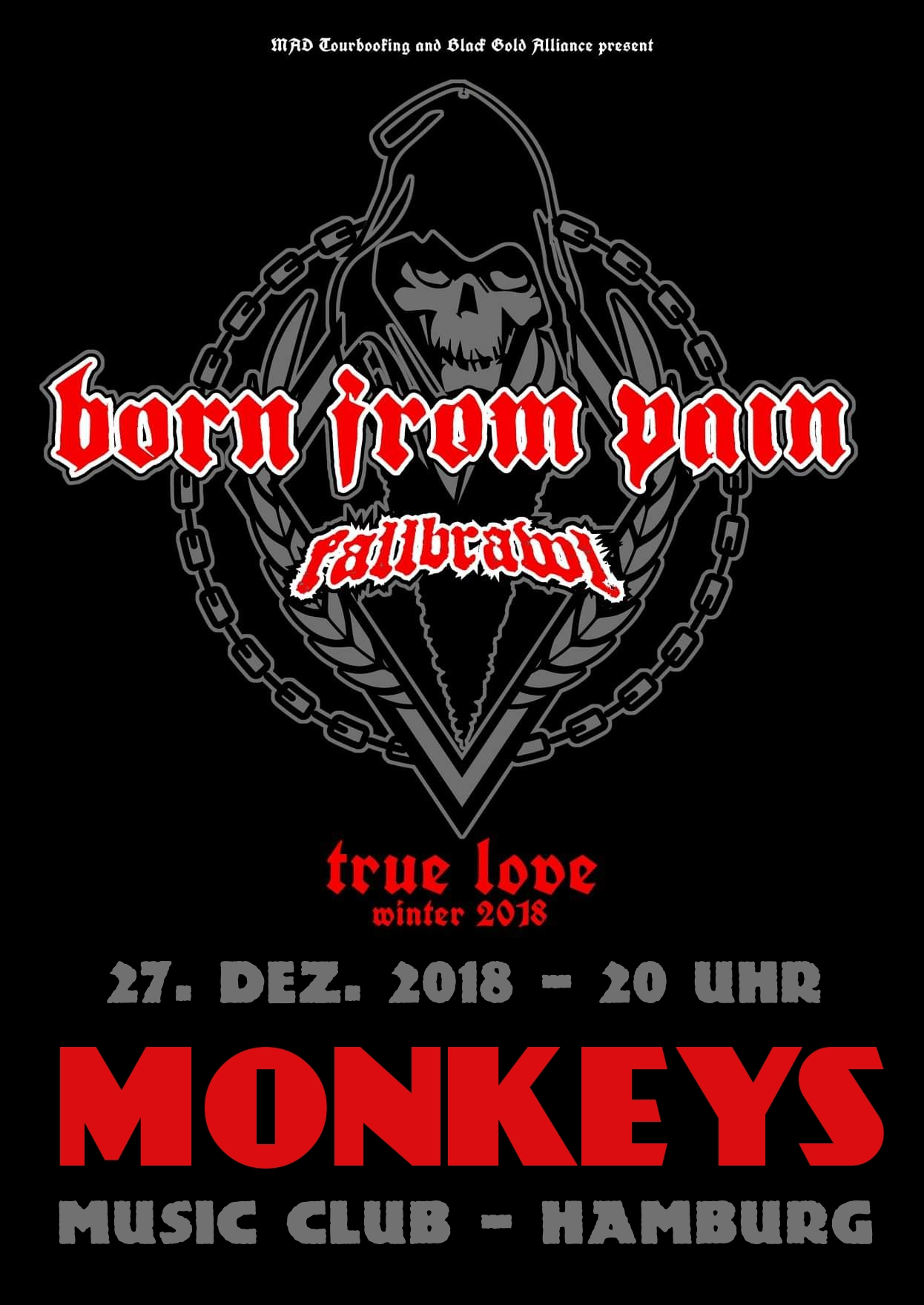 Preview: Born from Pain