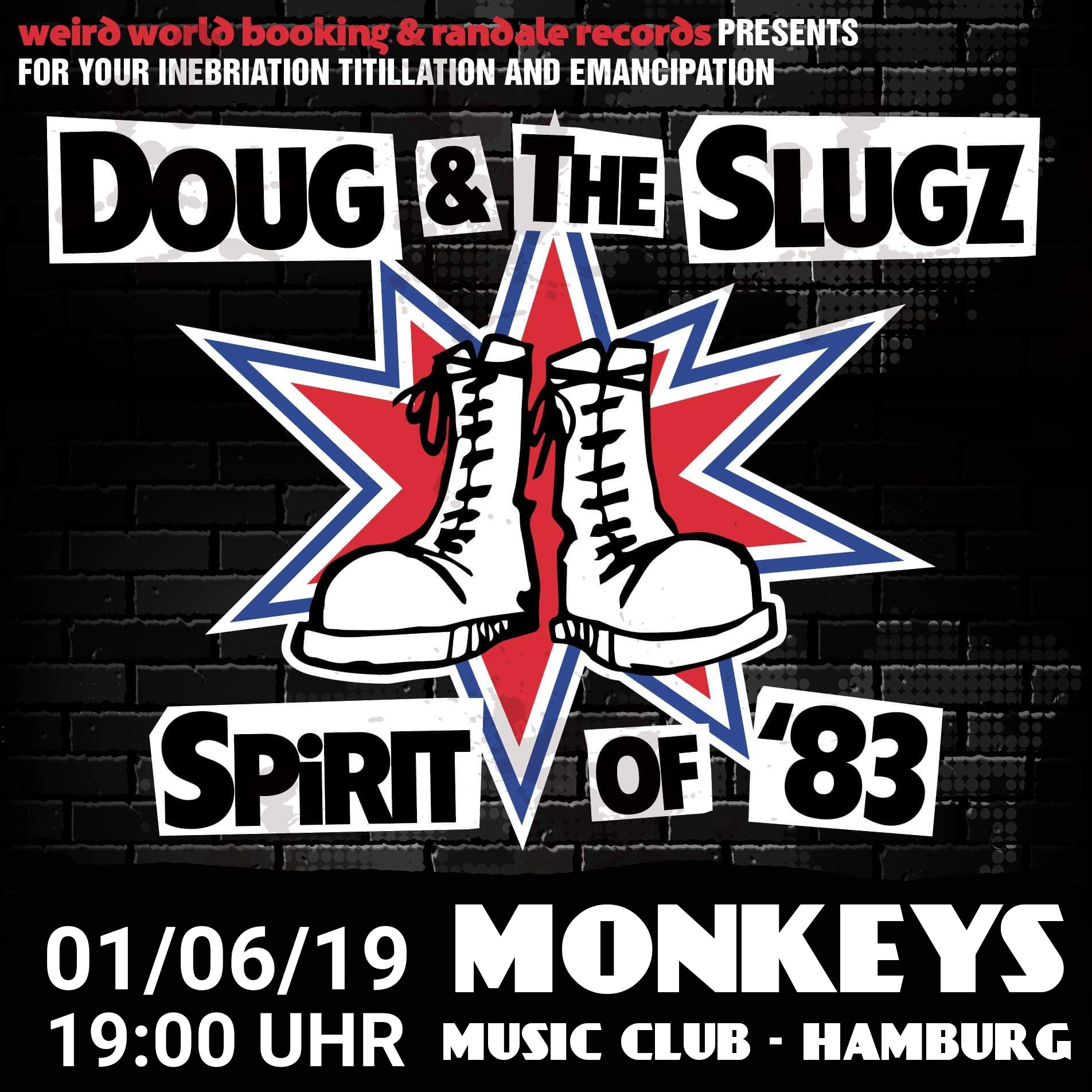Preview: Dough & the Slugz