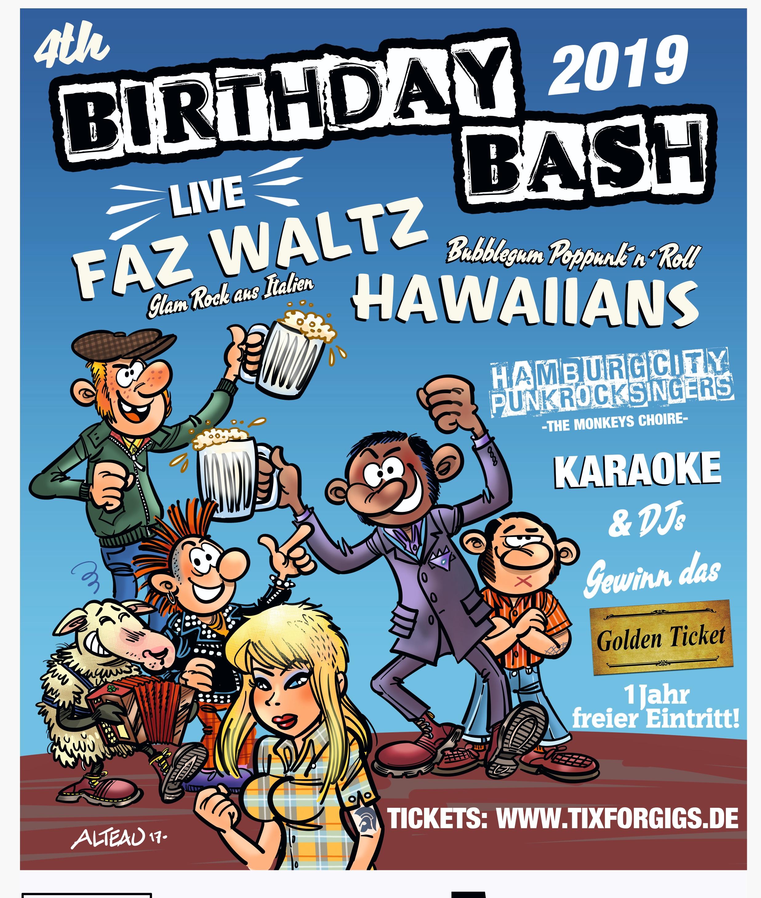Preview: Monkeys Birthday Bash #4