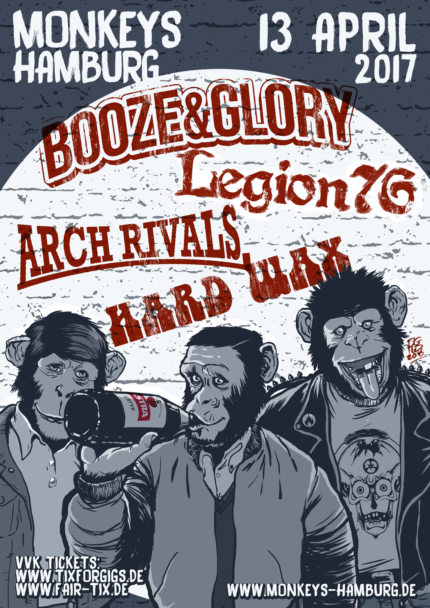 Preview: Booze and Glory