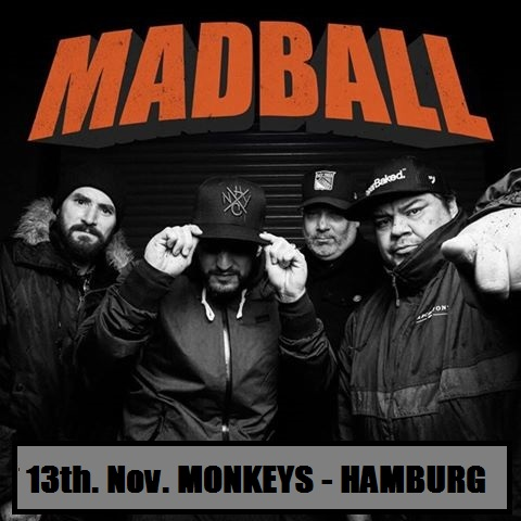 Preview: Madball live in Hamburg