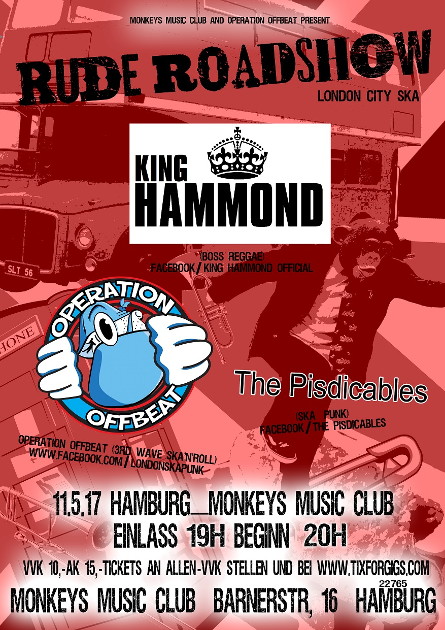 Preview: King Hammond & Friends