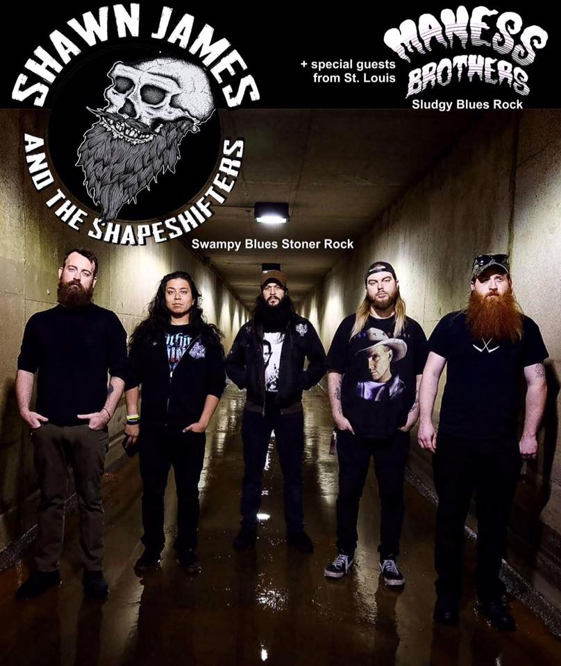 Preview: Shawn James and the Shapeshifters