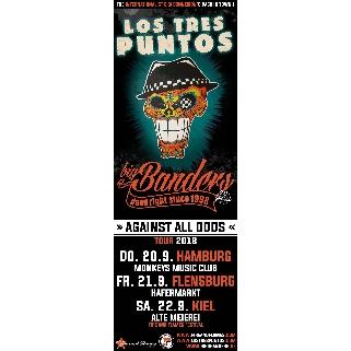 Preview: Los Tres Puntos & Big Banders