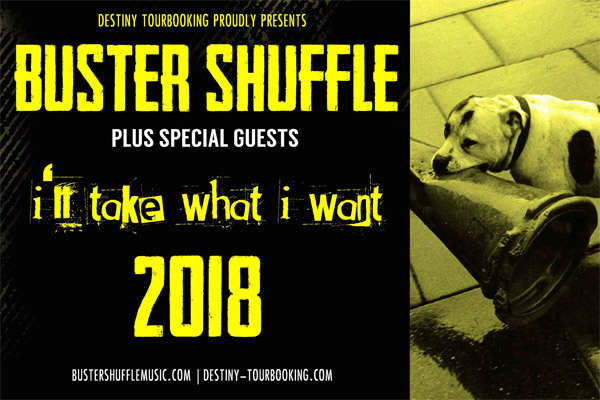 Preview: Buster Shuffle /UK