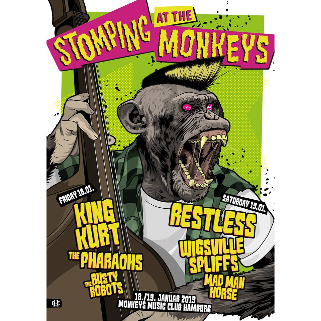 Preview: Stomping at the Monkeys