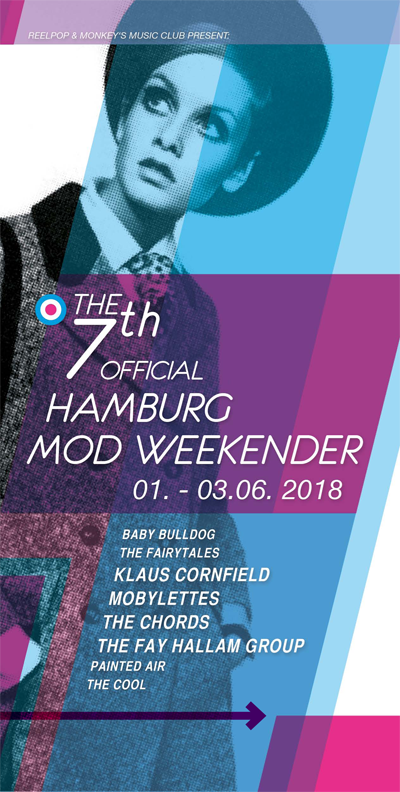 Preview: 7th Hamburg Mod & 6ts Weekender