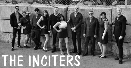 Preview: The Inciters - Rare & Northern Soul