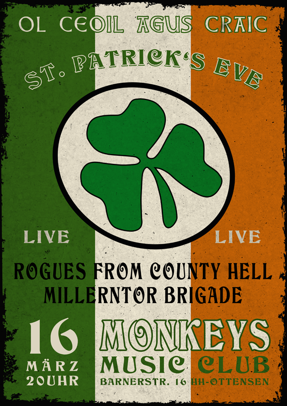 Preview: St. Paddy's Eve 2018