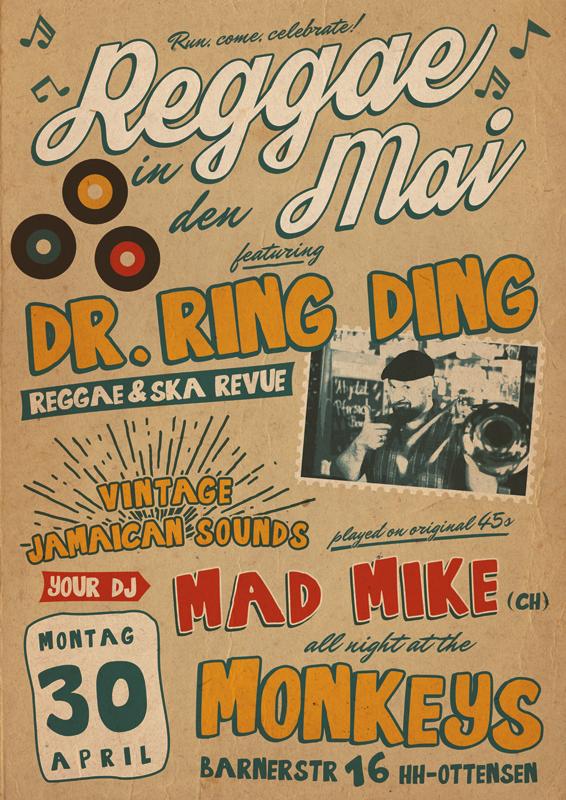 Preview: Dr. Ring Ding Reggae & Ska Revue