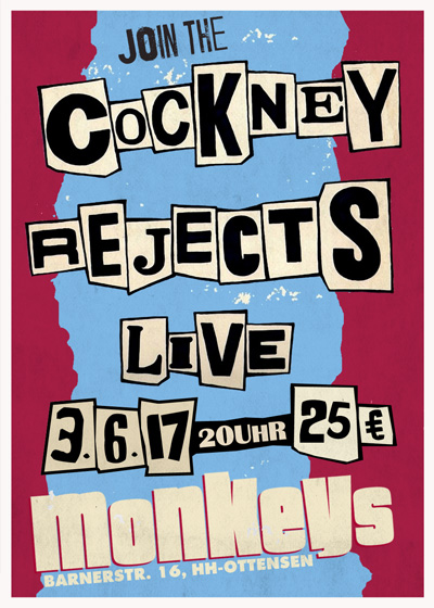 Preview: Cockney Rejects (UK)