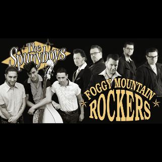 Preview: Spunyboys meet Foggy Mountain Rockers