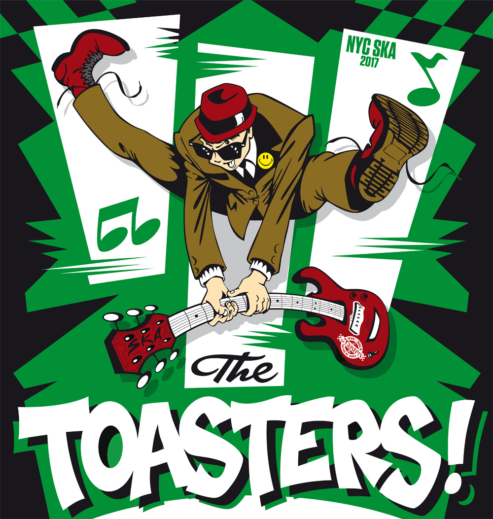 Preview: The Toasters /USA